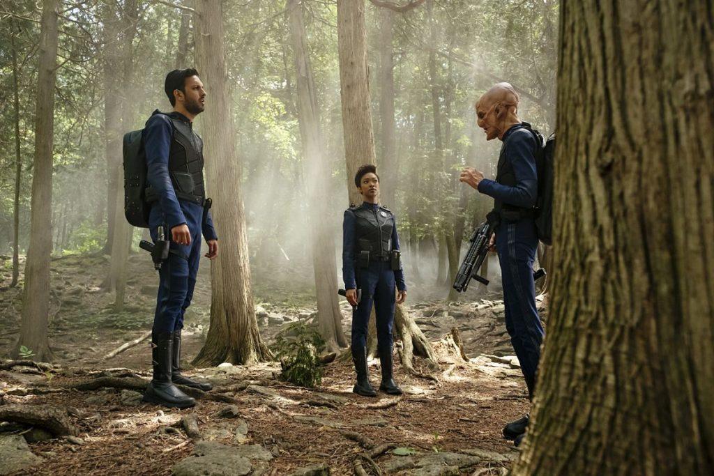 หนัง Star Trek Discovery