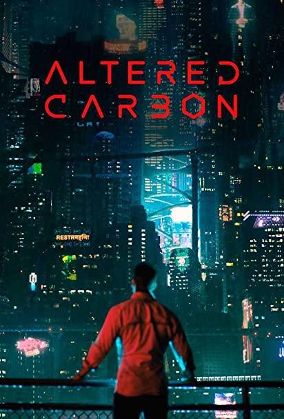 Altered Carbon อัลเทอร์ด คาร์บอน